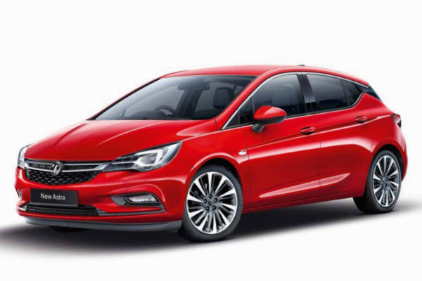 Rent A Car OPEL ASTRA K 1.4 benzin