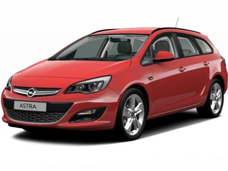 Rent A Car OPEL ASTRA J KARAVAN 1.4 benzin