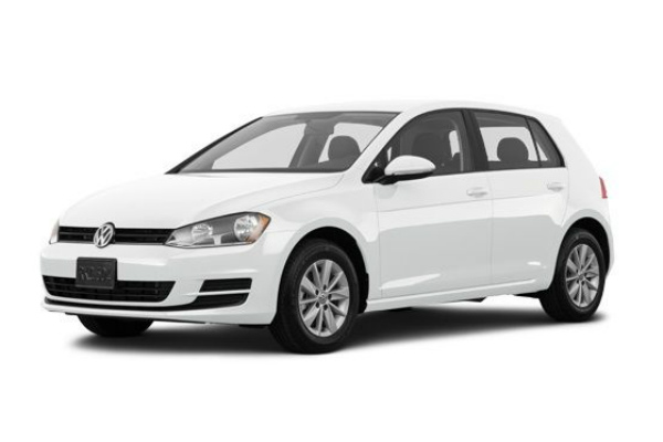 Rent A Car VOLKSWAGEN GOLF 1.2 benzin