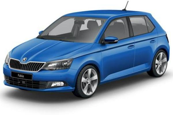 Rent A Car SKODA FABIA 1.2 benzin