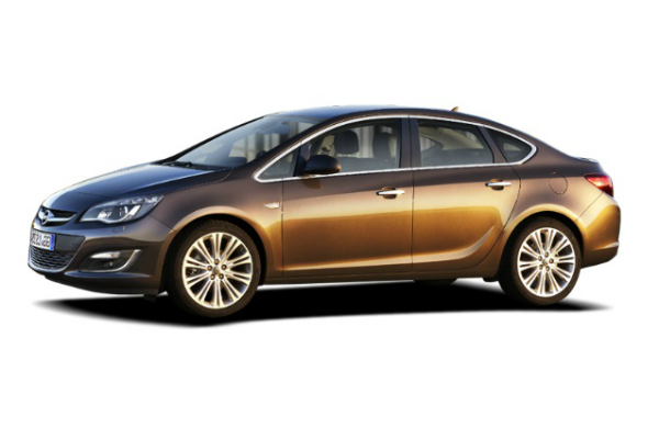 Rent A Car OPEL ASTRA J SEDAN AUTOMATIC 1.6 benzin