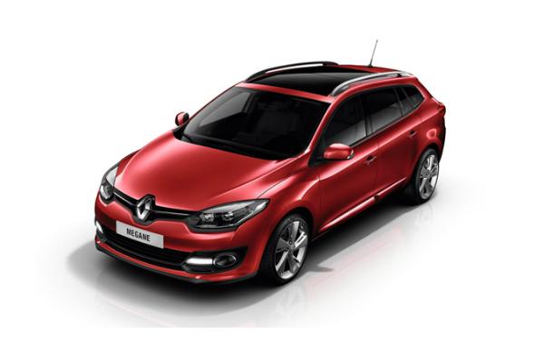 Rent A car RENAULT MEGANE KARAVAN AUTOMATIC 1.5 dizel