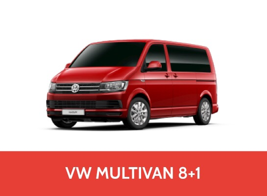 Kombi VW Multivan