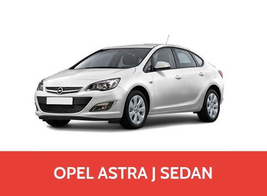 Rent A Car Opel Astra sedan