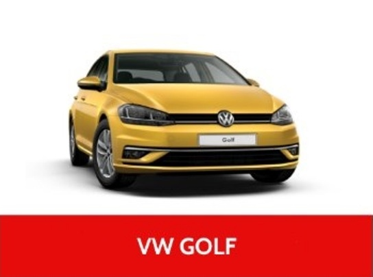 Rent A Car VW Golg