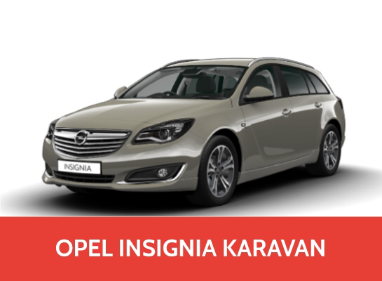Rent A car Opel Insignia Karavan