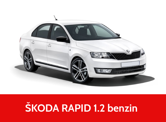 Rent A Car Škoda rapid